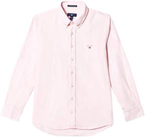 Gant Pink Classic Oxford Shirt