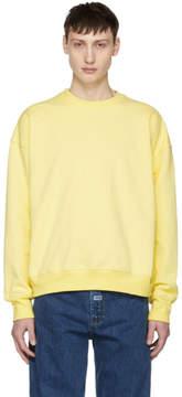 Noon Goons Yellow Icon Sweatshirt