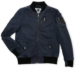 Urban Republic Boys 8-20) Canvas Flight Jacket