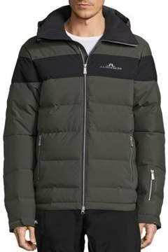 J. Lindeberg Ski Crillon Quilted Down Ski Jacket