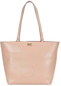 Michael Kors Mott Medium Leather Tote - Oyster - ONE COLOR - STYLE