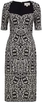 Temperley London | Mercury Dress | S | Pale lichen