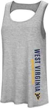 Colosseum Women's West Virginia Mountaineers Twisted Back Tank Top