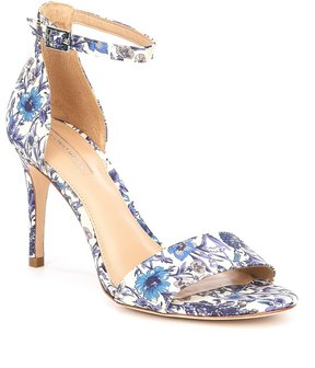 Antonio Melani Pierrson Floral Printed Dress Sandals Made with Liberty Fabrics