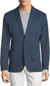 English Laundry Leeds Twill Blazer Jacket