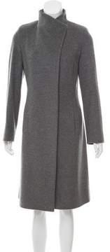 Cinzia Rocca Long Virgin Wool Coat