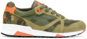 Diadora camouflage sneakers