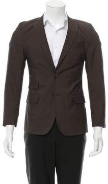 J. Lindeberg Hopper PL Soft Mohair Look Blazer w/ Tags 2016 COLLECTION