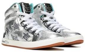 Skechers Kids' Starry Shine High Top Sneaker Pre/Grade School