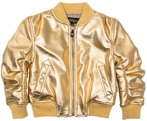 Rock Your Baby Girl's Studio 54 Bomber