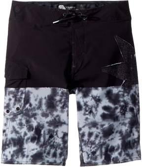 Volcom Lido Block Mod Boardshorts Boy's Swimwear