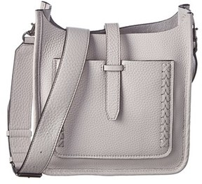 Rebecca Minkoff Small Leather Feed Bag. - BEIGE - STYLE