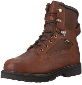 Rocky Mens Rks0304 Leather Closed Toe Ankle Safety Boots.