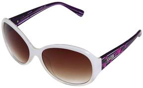 Betsey Johnson BJ 6031P Fashion Sunglasses