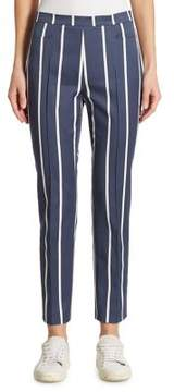 Akris Punto Striped Franca Pants