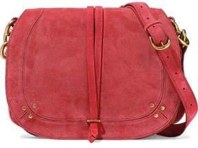 Jerome Dreyfuss Suede Shoulder Bag