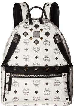 MCM Dual Stark Small Backpack Backpack Bags