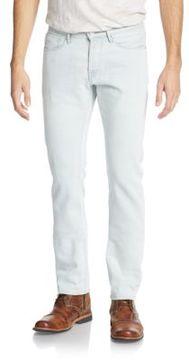 3x1 Straight-Leg Jeans