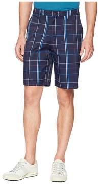 Callaway Plaid Shorts Men's Shorts