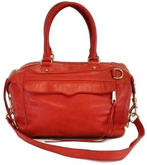 Rebecca Minkoff MAB Coral Leather Satchel - CORAL - STYLE