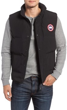Canada Goose Men's Garson Quilted Down Vest