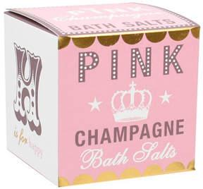 Bath House Pink Champagne Bath Salts by 100g Salt)