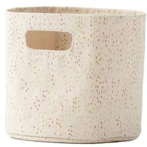 Petit Pehr Showers Mini Canvas Bin