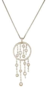 Di Modolo 18K Diamond Tempia Pendant Necklace