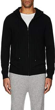 Barneys New York Men's Cashmere Zip-Front Hoodie