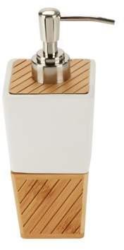 Creative Bath Spa Bamboo Lotion Pump