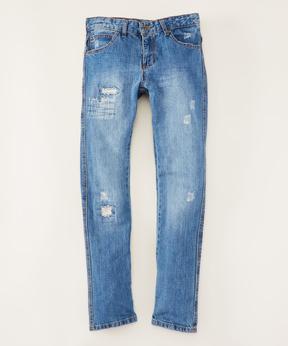 DKNY Medium Classic Core Rip N Repair Jeans - Toddler & Boys