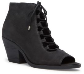 Me Too Nola Leather Ankle Boots