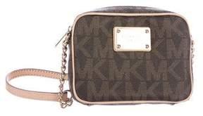 MICHAEL Michael Kors Monogram Mini Crossbody Bag