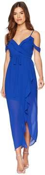 Bardot Lalia Asymmetrical Maxi Women's Dress
