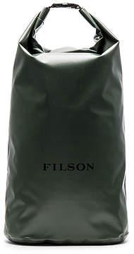 Filson Medium Dry Bag in Army.