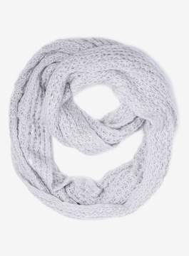 Dorothy Perkins Grey Laguna Yarn Snood