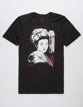 RVCA Geisha Mens T-Shirt