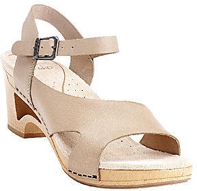 Dansko As Is Multi-strap Sandals with Adj. Backstrap - Tasha