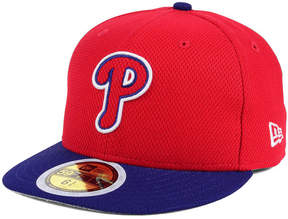 New Era Kids' Philadelphia Phillies Batting Practice Diamond Era 59FIFTY Cap