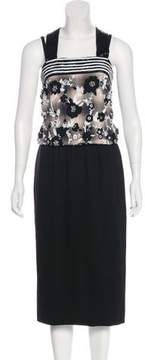 Creatures of the Wind Sequined Midi Dress