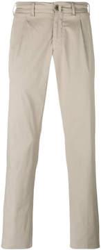 Lardini straight trousers