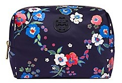 Tory Burch Brigitte Floral Cosmetic Case