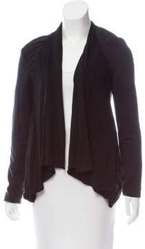 Ella Moss Open Front Knit Cardigan
