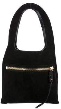 Tom Ford Suede Alix Shoulder Bag