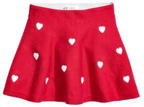H&M Skirt with Hearts