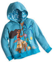 Disney Moana Hoodie for Girls