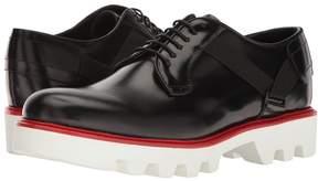 Emporio Armani Lug Sole Oxford w/ Strap Men's Shoes