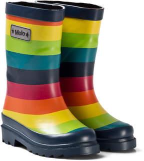 Molo Rainbow Strong Wellies