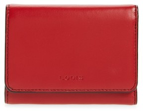 Lodis Women's Mallory Rfid Leather Wallet - Red