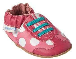 Robeez Kids' Dotted Dolly Sneaker.